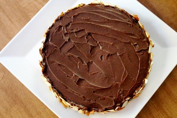 Reine de Saba Cake